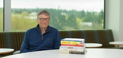 Bill Gates und seine Leseempfehlungen für den Sommer