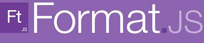 Logo des FormatJS Projektes